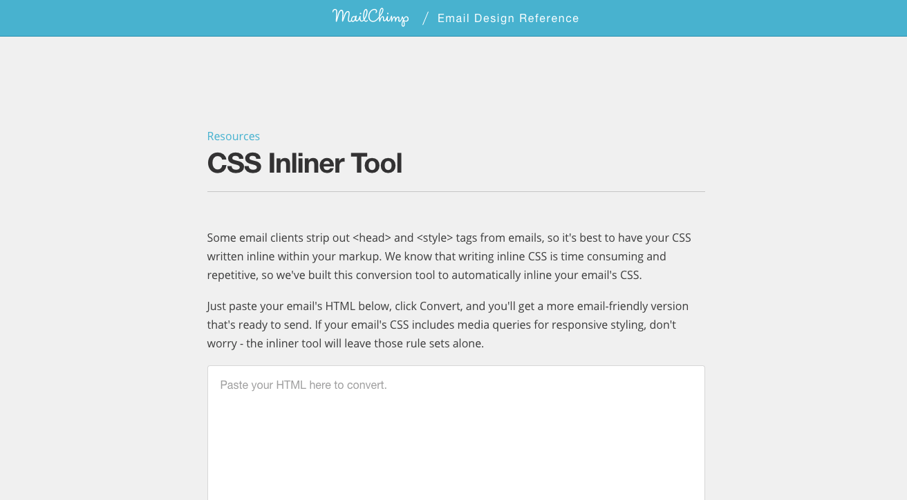 How To Export HTML Code From Mailchimp That Will Work Courtney Novits - Export mailchimp template